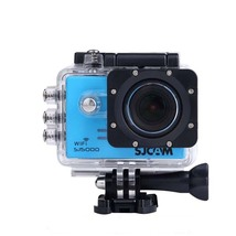 "sjcam sj5000 wifi novatek 96655 blue 2.0"" screen hd 1080p action sports ... - $159.99"