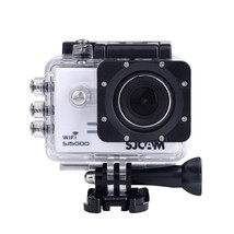 "sjcam sj5000 wifi novatek 96655 white 2.0"" screen hd 1080p action sports... - $159.99"