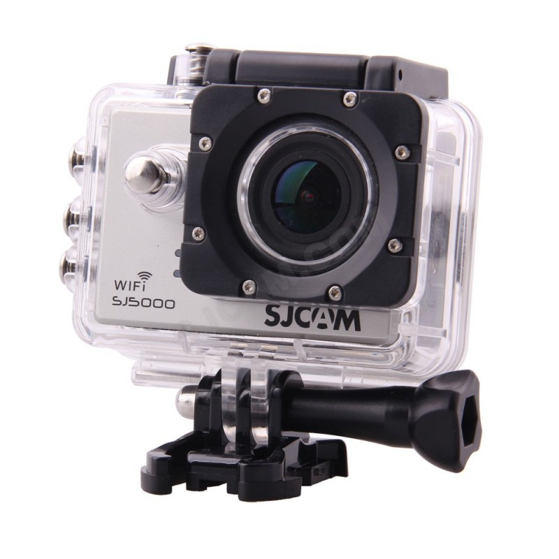 "sjcam sj5000 wifi novatek 96655 white 2.0"" screen hd 1080p action sports camera"