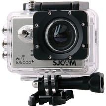 "sjcam sj5000 wifi novatek 96655 silver 2.0"" screen hd 1080p action sport... - $159.99"