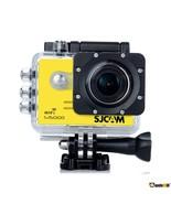 "sjcam sj5000 wifi novatek 96655 yellow 2.0"" screen hd 1080p action sport... - $159.99"