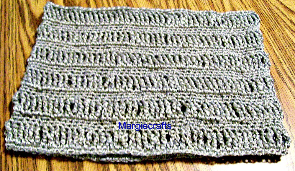 Crochet Winter Scarf, Accessories, Silver, Adult Scarf, Christmas, Holiday