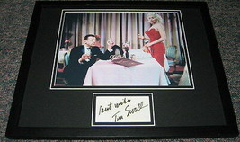 Tom Ewell Signed Framed 11x14 Photo Display w/ Jayne Mansfield B - $52.00
