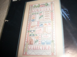 Country Collection Cross Stitch Kit - $20.00