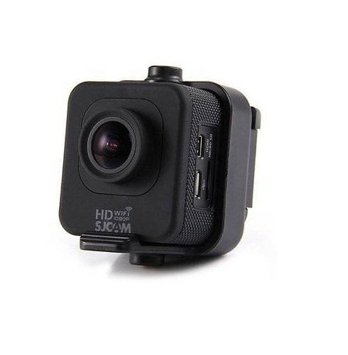 "sjcam m10 black 1.5"" screen 1080p 30fps waterproof wifi mini action sport camera"