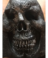 Skull Mask Full Head Scary Horror Halloween Party Mask Prop Cosplay - $22.24
