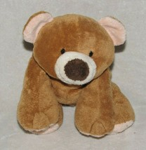 TY PLUFFIES 2002 SLUMBERS BABY BROWN TEDDY BEAR CUB STUFFED ANIMAL PLUSH... - $22.76