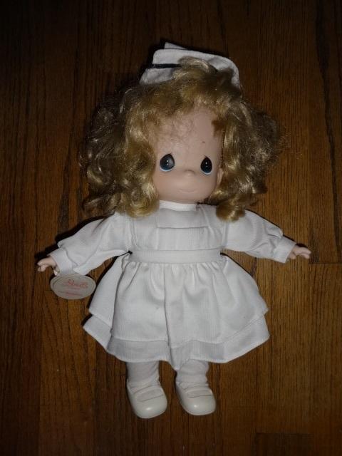 precious moments nurse doll 1415 12 2nd and 45 similar items