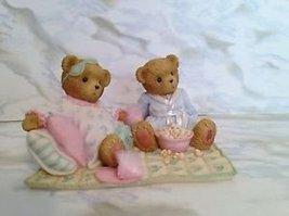 Cherished Teddies Jacie & Lissa Slumber Party 4005150 by Enesco - $25.00
