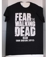 SDCC 2015 AMC Fear The Walking Dead Exclusive Medium Short Sleeve T-Shirt - $29.95