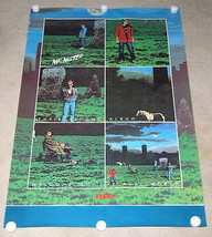 MR. MISTER RCA POSTER VINTAGE WELCOME TO THE REAL WORLD PROMOTIONAL - $69.99
