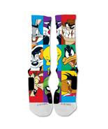 "Nike Elite socks custom Looney Tunes Cartoons ""Fast Shipping"" - $24.99"