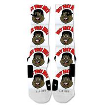 "Nike Elite socks custom Fat Albert Hey Hey Hey ""Fast Shipping"" - $24.99"