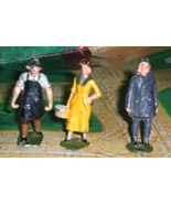 O Scale Trains People - $4.95