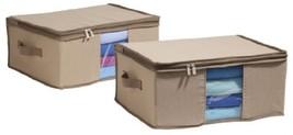 Richards Homewares Cedar Storage Bags Set Of 2 - $29.37