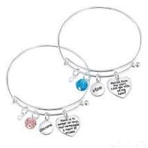Avon Precious Charms Mom and Grandmother bracelets - $12.99