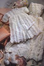 Winter Wonder Ensemble gown & cape patterns to crochet - $19.66