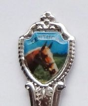 Collector Souvenir Spoon USA Kentucky Horse - $2.99