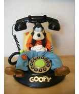 Disney Goofy Animated Talking Telephone  - $85.00