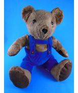 """Macy's Bon Marche 12"""" Soft Cuddley Teddy Bear - $9.00"""
