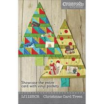 Indygo Junction Christmas Card Trees Pattern (I... - $9.90