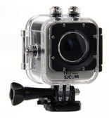"""sjcam m10 silver 1.5"""" screen 1080p 30fpswaterproof wifi mini action spor... - $149.99"""