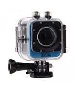 """sjcam m10 blue 1.5"""" screen 1080p 30fps waterproof wifi mini action sport... - $149.99"""