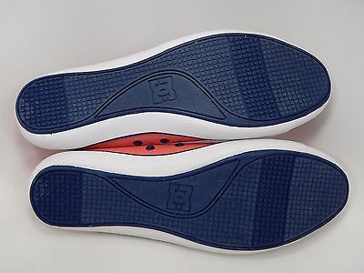 DC Cleo Low Top Textile Women's Skate Shoes Size US 10 M (B) EU 42 Pink Blue