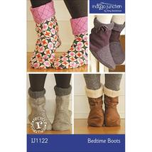 Indygo Junction Bedtime Boots Pattern (IJ1122) - $9.90