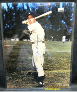 Joe DiMaggio, New York Yankees, Signed 11x14 Ph... - $249.99