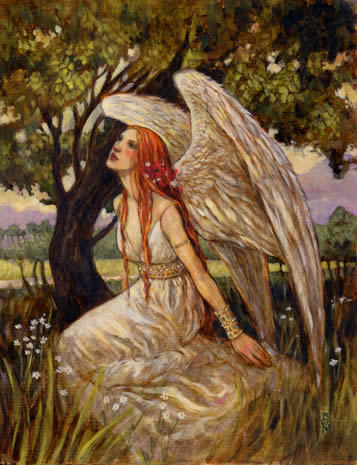 Primary image for ASK ***AUTUMN ANGEL 1  CARD  READING****