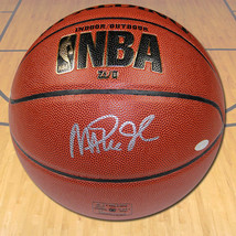 Magic Johnson Autographed Spalding NBA I/O Basketball - LA Lakers - $409.71