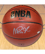 Magic Johnson Autographed Spalding NBA I/O Basketball - LA Lakers - $409.71