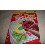 Kids' Cross Stitch Kit - $5.00