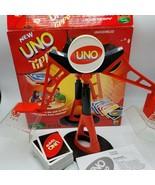 Mattel Uno Tippo Game Complete 2009 Family R2827 - $24.00