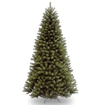 National Christmas Spruce Tree Hinged 7.5 North Valley Holiday Season Ho... - $262.97