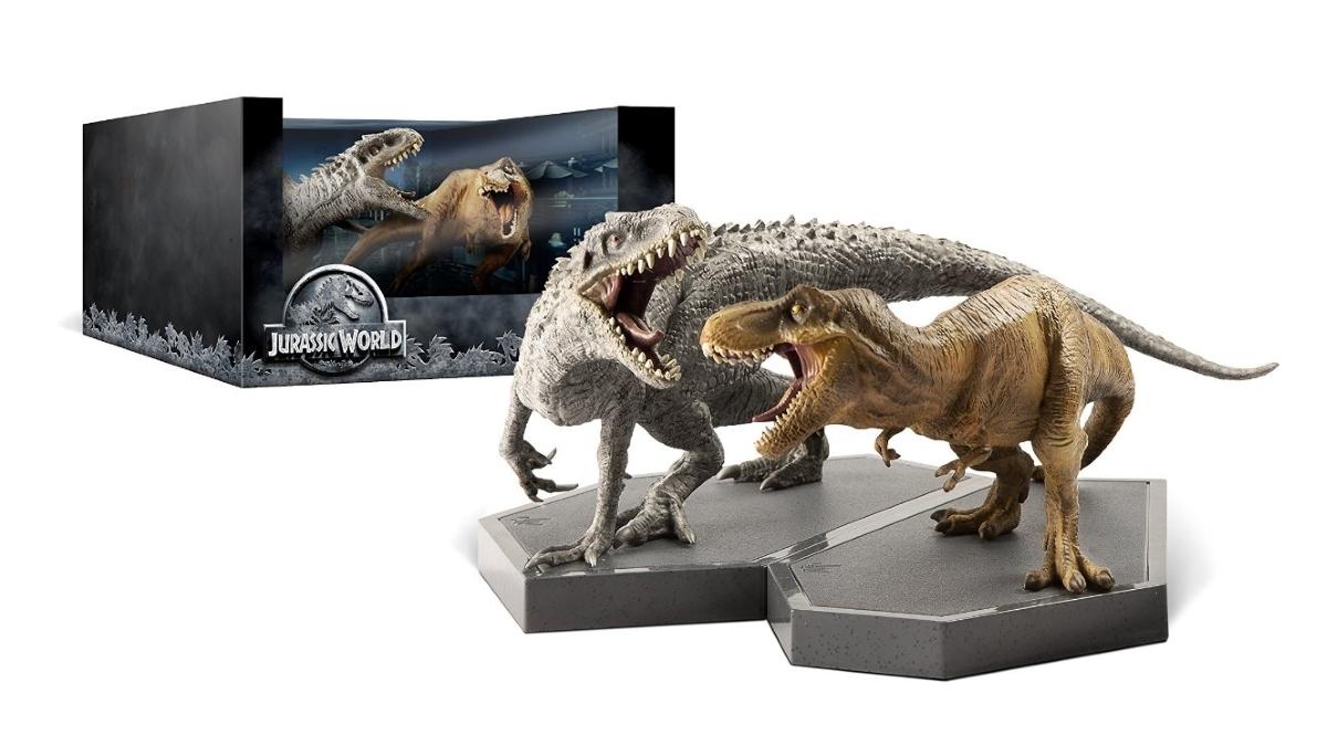 Jurassic world 3d limited edition gift set  blu ray 3d   blu ray   dvd   digital hd