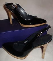 Stuart Weitzman 'Miasling' Genuine Patent Leather Heels sz 36 US SZ 5.5 new - $133.85