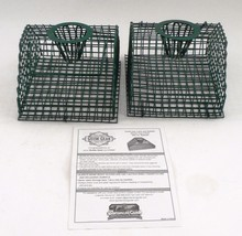 NEW Set of 2 Sportsman's Guide Gear Catch & Release Humane No Kill Mouse Traps - $35.59