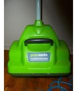 """GreenWorks 8-Amp 12"""" Electric Snow Shovel - $80.00"""