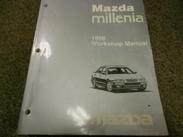 1998 Mazda Millenia Service Repair Shop Manual Supplement Factory Book Oem 98 - $44.50
