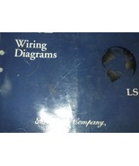 2002 FORD Lincoln LS Service Shop Repair Manual Set BRAND NEW W WIRING D... - $247.50