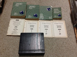 2000 Ford Ranger TRUCK Service Shop Repair Manual Set W EWD + SPECS + TE... - $440.55