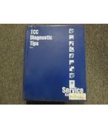 2002 GMC Service Know How TCC Diagnostic Tips VHS Video Cassette FACTORY... - $49.45
