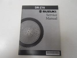 2008 Suzuki DR-Z70 Service Repair Shop Manual 99500-40030-03E 1ST EDITION OEM 08 - $39.59