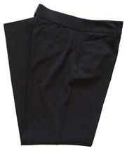 Briggs New York Size 8 Womens Brown Slimming Solution Dress Pants - $404,10 MXN