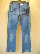 ROCK & REPUBLIC Kasandra Queen B Studded Boot Cut Denim Jeans Size 0 NWT... - $31.85