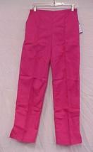 Crest Uniforms XL Raspberry Pink Sorbet Nursing Scrub Pants Bottoms 161 New - $19.57