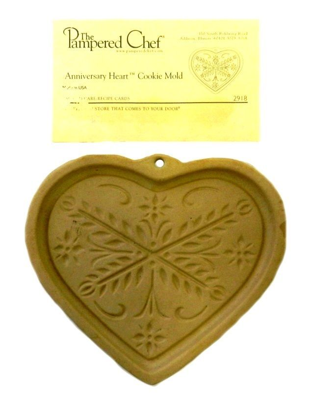 Pampered Chef Cookie Mold: 37 listings