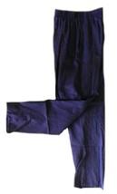 Scrub Pants Navy Blue Size Small Elastic Waist Top Line TL201 Medical New - $16.46